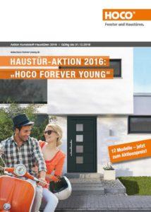 Hoco Haustüren Angebot 2